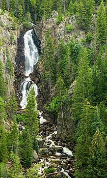 Fish Creek Falls by Adam Pender