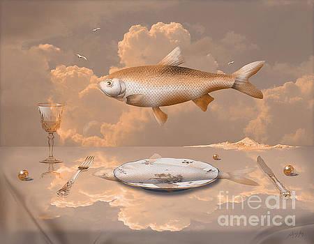Fish Diner by Alexa Szlavics