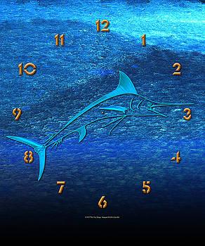 Fish Face 4 by Paul Gaj