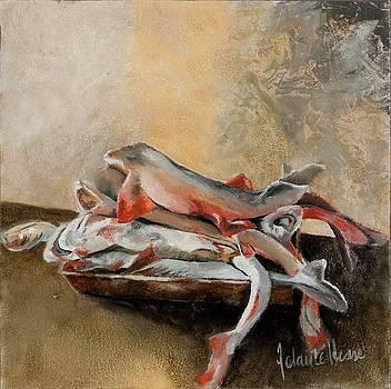 Fish by Jolante Hesse