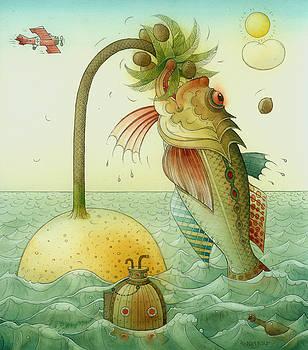Kestutis Kasparavicius - Fish