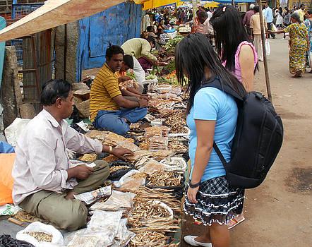 Umesh U V - Fish Market