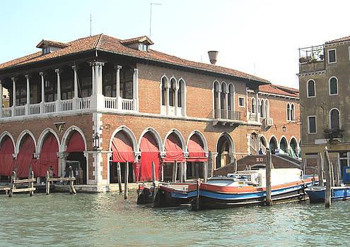 Fish Market Venise by Lisa Boyd