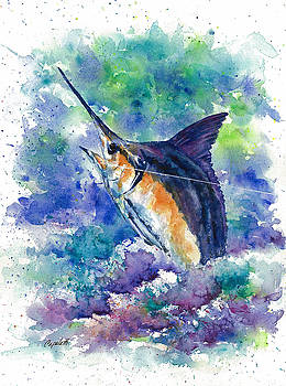 Fish On by Barb Capeletti