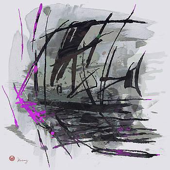 Fish Pop Art Poster by Kim Wang