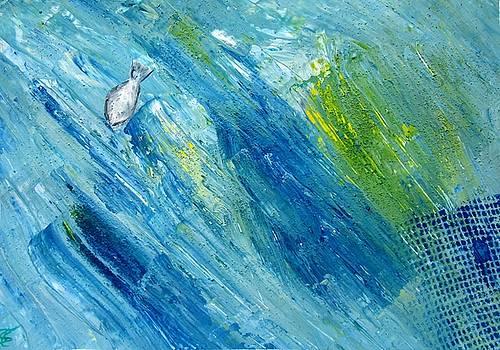 Fish by Sabine Steldinger