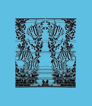 rd Erickson - Fish Tank - fish tank tee shirt