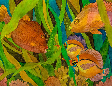 Under the Sea by Vickie Myers