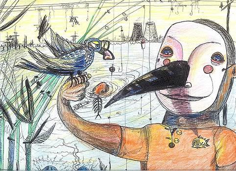 Fish Whistle by Robert Wolverton Jr