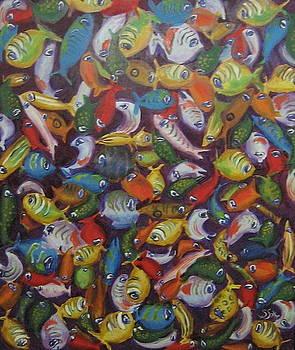 Fish12 by Senol Sak