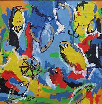 Fish13 by Senol Sak