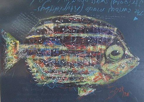 Fish18 by Senol Sak