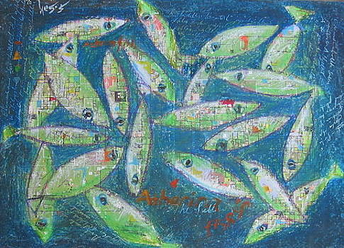 Fish19 by Senol Sak