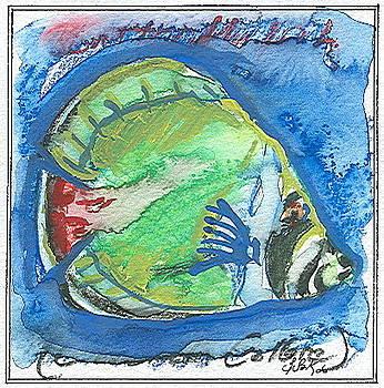 Fish45 by Senol Sak