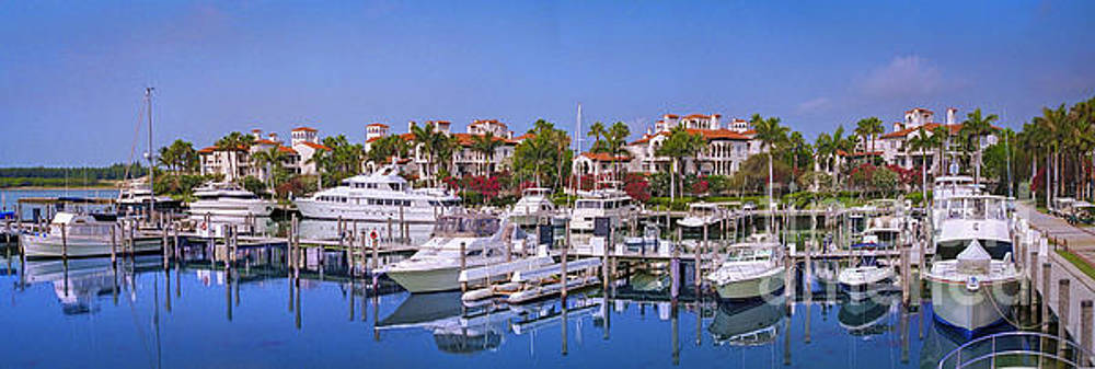 David Zanzinger - Fisher Island Miami Private Marina
