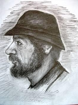 Fisherman by Covaliov Victor