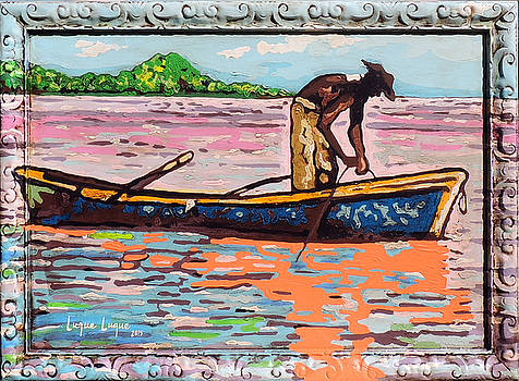 Fisherman by Luque Luque