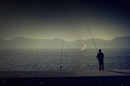Fisherman by Mickael PLICHARD