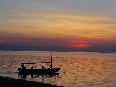 Fisherman Return Home by Exploramum Exploramum