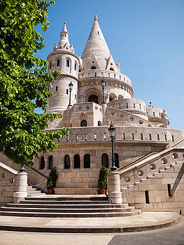 Fisherman's Bastion by Rae Tucker