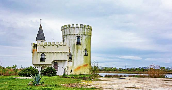 Fishermans Castle - Chateau Villemarette by Steve Harrington