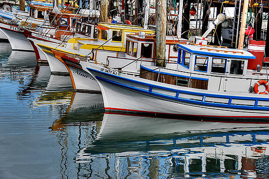 Fishermans Wharf 3 by Al Perry
