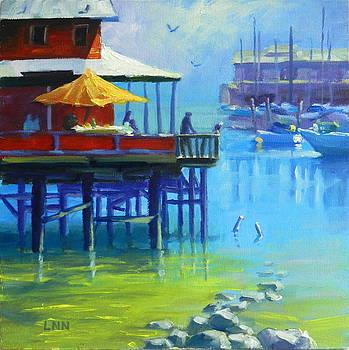 Fishermans Wharf by Ningning Li