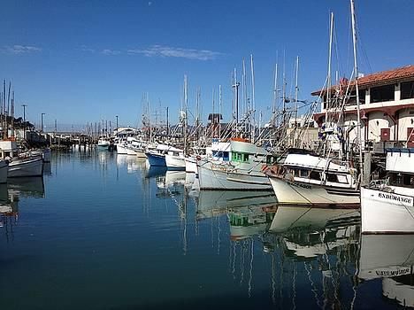 Fisherman's Wharf by Phil Bearce