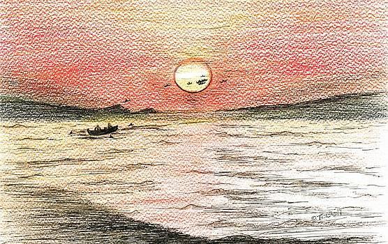 Fishermen's Glory by Teresa White