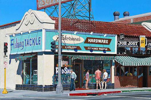 Fishermen's Hardware by Michael Ward