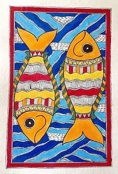 Fishes by Vidushini Prasad
