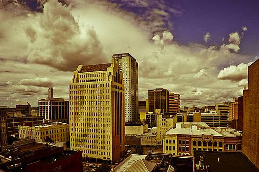 Fisheye Birmingham by Just Birmingham