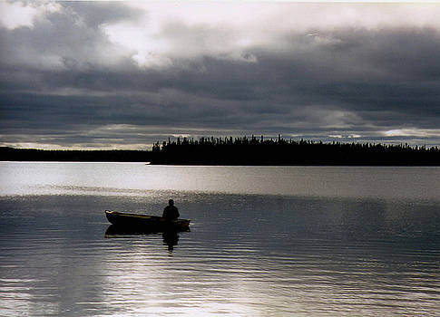 David Matthews - Fishing before the storm