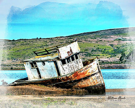 William Havle - Fishing Boat Point Reyes