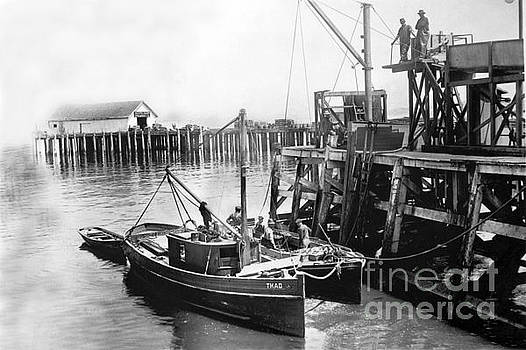 California Views Mr Pat Hathaway Archives - Fishing boat Thad and it