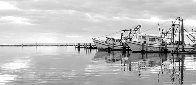 Fishing Boats by Leticia Latocki