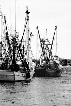 Fishing Boats by Steve Karol