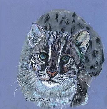 Olga Kaczmar - Fishing Cat