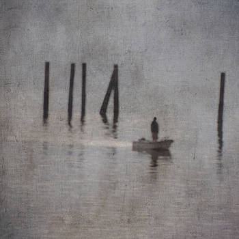 Fishing for Solitude by Sally Banfill