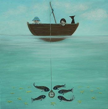 Fishing for Time by Tone Aanderaa