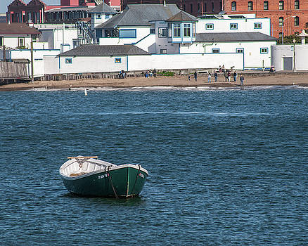 Fishing in the Bay by Andrew Hollen