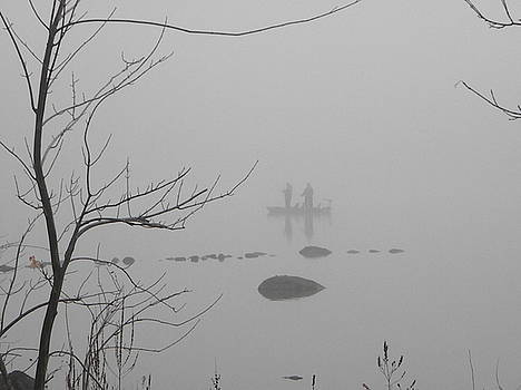 In The Mist by Melissa Mendelson