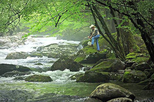 Marty Koch - Fishing in the Smokies