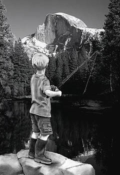 Joyce Geleynse - Fishing in Yosemite