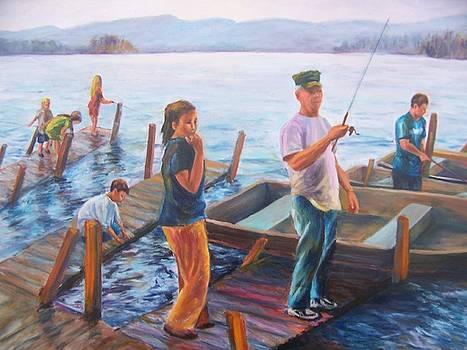 Fishing by Joan Wulff