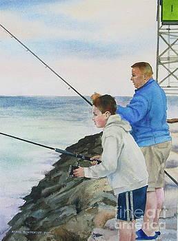 Fishing by Karol Wyckoff