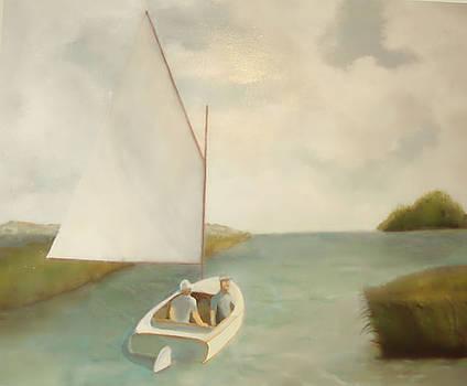 Fishing by Lyn Vic