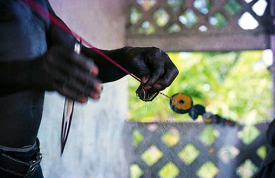 Muyiwa OSIFUYE - Fishing Net Mending