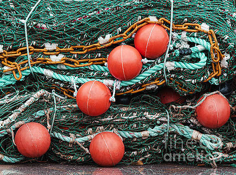 Elena Nosyreva - Fishing nets 2