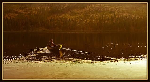 Fishing Paradise by Sherri Meyer
